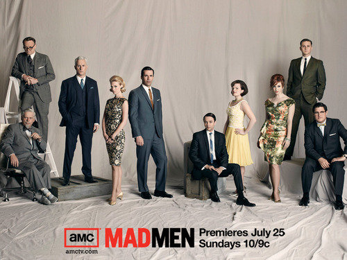 AMC's Mad Men returns for a fourth season tomorrow night. Draper and crew turn to Public Relations in this new episode.